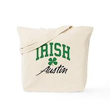 Austin Irish Tote Bag
