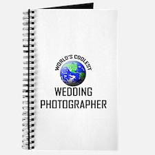 World's Coolest WEDDING PHOTOGRAPHER Journal