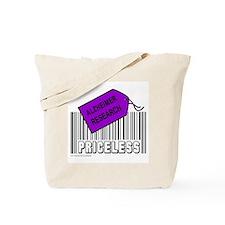 ALZHEIMER CAUSE Tote Bag