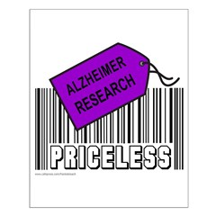 ALZHEIMER CAUSE Posters
