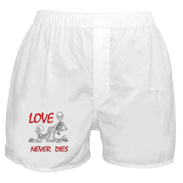Funny Valentines Day Boxer Shorts By Iloveyou1