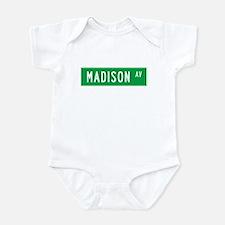 Madison Ave NY T-shirts Onesie