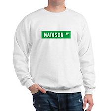 Madison Ave NY T-shirts Sweatshirt