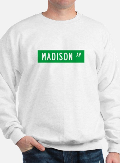 Madison Ave NY T-shirts Sweatshirt