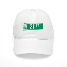 21st Street in NY Baseball Cap