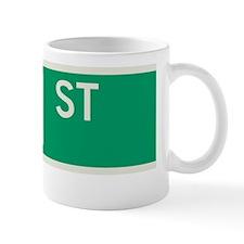 21st Street in NY Mug