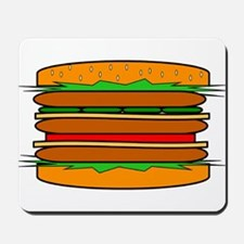 HAMBURGER Mousepad