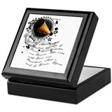 Film director Square Keepsake Boxes