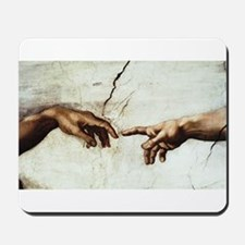 Creation of Man  Mousepad