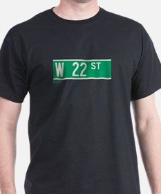 22nd Street in NY T-Shirt