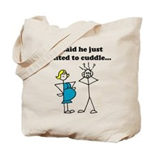 Cuddle-time! Tote Bag