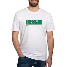 23rd Street in NY Shirt