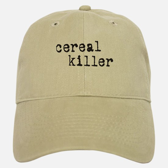 Cereal Killer Baseball Baseball Cap
