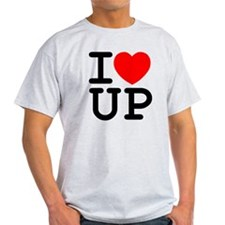 I Love UP T-Shirt