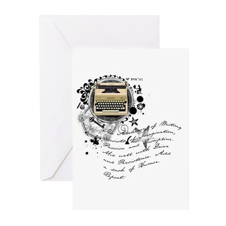 The Alchemy of Writing Greeting Cards (Pk of 10)