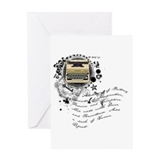 The Alchemy of Writing Greeting Card