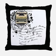 The Alchemy of Writing Throw Pillow