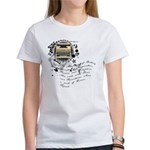 The Alchemy of Writing Women's T-Shirt