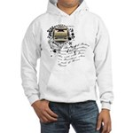 The Alchemy of Writing Hooded Sweatshirt