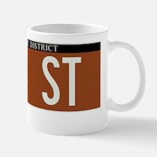 24th Street in NY Mug
