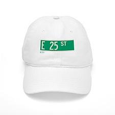 25th Street in NY Baseball Cap