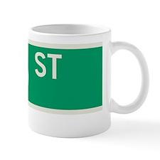 25th Street in NY Mug