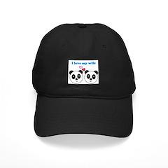 I LOVE MY WIFE Baseball Hat