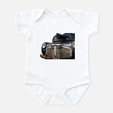 Vintage Rusted Car Infant Bodysuit