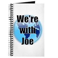 We're with Joe Journal