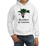 Heartbeet of America Hooded Sweatshirt