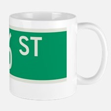 26th Street in NY Mug
