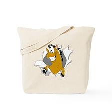 HORSE BURST Tote Bag