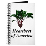 Heartbeet of America Journal