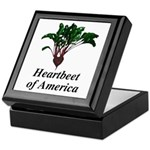Heartbeet of America Keepsake Box