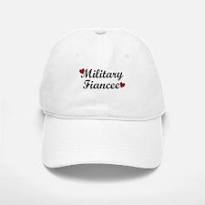 Military Fiancee Baseball Baseball Cap