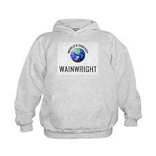 World's Coolest WAINWRIGHT Hoodie