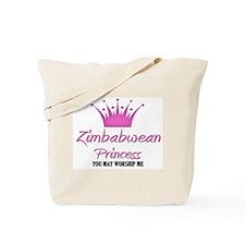 Zimbabwean Princess Tote Bag