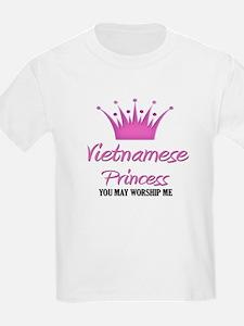 Vietnamese Princess T-Shirt