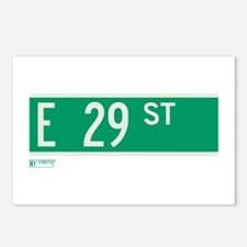 29th Street in NY Postcards (Package of 8)