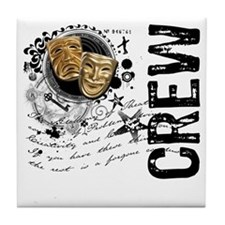 Stage Crew Alchemy Tile Coaster