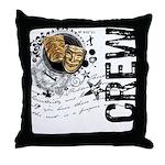 Stage Crew Alchemy Throw Pillow