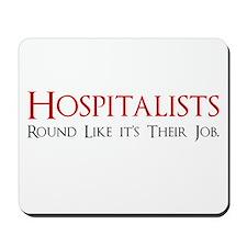 Hospitalists Mousepad