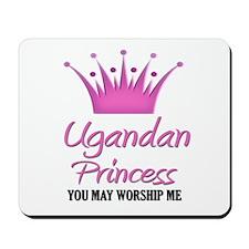 Ugandan Princess Mousepad