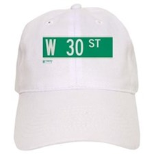 30th Street in NY Baseball Cap