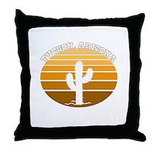 Tucson, Arizona Throw Pillow