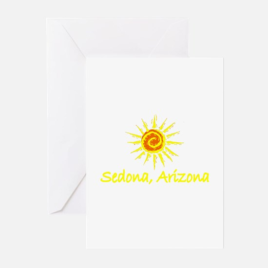 Sedona, Arizona Greeting Cards (Pk of 10)
