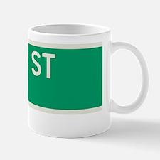 31st Street in NY Mug
