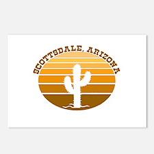 Scottsdale, Arizona Postcards (Package of 8)