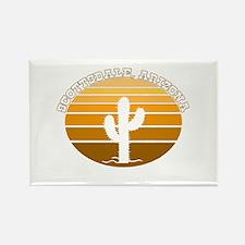 Scottsdale, Arizona Rectangle Magnet