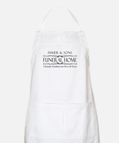 SFU - Fisher & Sons Funeral Home BBQ Apron